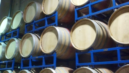 Barrels_onracks