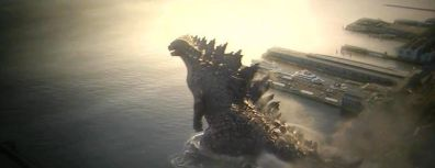 Godzilla is leaving - was he ever here?
